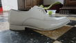 chaussure blanche taille 45 - Occasion du Mariage