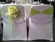 Location housses de chaises lycra blanches - Occasion du Mariage