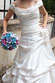Robe de mariée CYMBELINE modèle Ancolie taille 40  - Occasion du Mariage