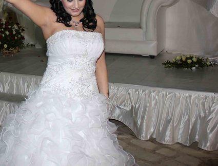 Robe de mariée pas cher Miss Kelly à Dijon 2012 - Occasion du Mariage