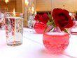 Vases boule soliflore en verre - Occasion du Mariage