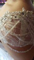 Robe de mariée ivoire t38 neuve - Occasion du Mariage