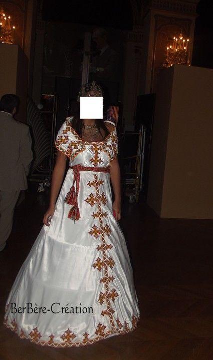 Plusieurs mod les de robes de mari e kabyle for Petite occasion habille les mariages