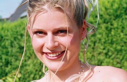 Boucles d'oreilles de createur Etat neuf ILO49 pour mariage