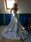 Robe de mariée neuve PRONOVIAS collection 2012 taille 36 pas cher
