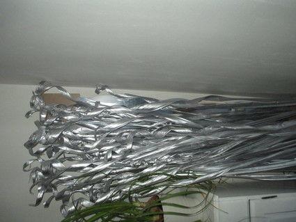 Décoration de mariage fushia et gris gris et blanc