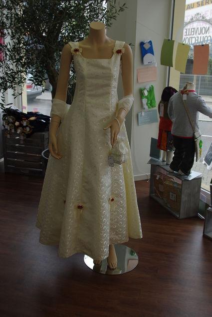 Robe de demoiselle d'honneur d'occasion et pas cher Alsace 2012 - Occasion du mariage