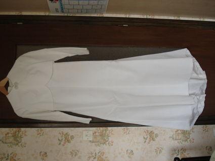 Robe de mariée pas cher avec son faux boléro - Occasion du mariage