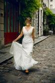 Robe de mariée Hervé Mariage - Occasion du Mariage
