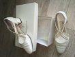 chaussures de mariée PRONUPTIA pointure 36.5 - Occasion du Mariage