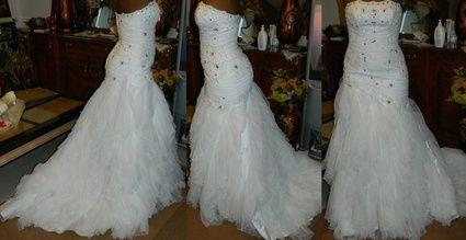 Robe de mariée pas cher Apparat Empire du Mariage 2012 - Occasion du mariage