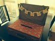 Urne de mariage en forme de valise Vintage - Occasion du Mariage