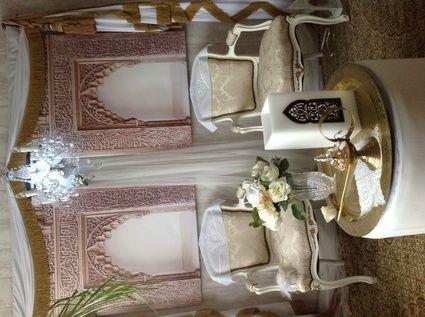 d cor de mariage f te henn orient pour mariage. Black Bedroom Furniture Sets. Home Design Ideas