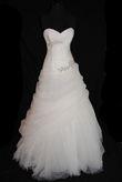 Robe de mariée Pronovias modèle Bari collection Glamour