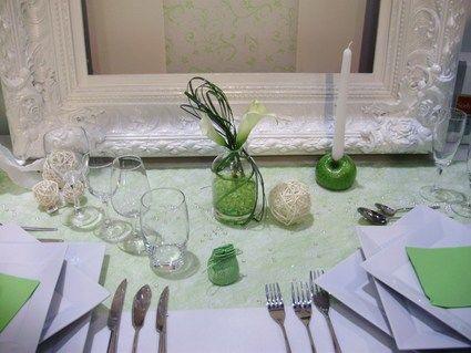 Décoration de mariage pas cher / Perle de pluie tansparente  - Lorraine - Meuse 2012 - Occasion du mariage