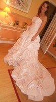 Robe de princesse pour mariage pas cher à Evry 2012 - Occasion du mariage