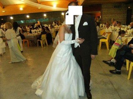 Robe de mariée miss Kelly modèle Krypton pas cher 2012 - Occasion du Mariage