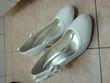 Chaussures mariée T39 neuves - Occasion du Mariage