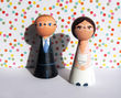 Figurine gâteau mariage personnalisable - Occasion du Mariage