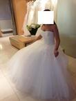 Robe de mariée Pronovias modèle Barroco 2013 d'occasion