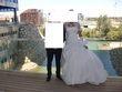 belle robe de mariee choc - Occasion du Mariage