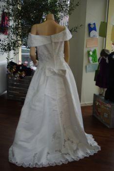 Robe de mariée pas cher Tati mariage 2012- Occasion du mariage