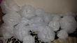 Lot de ponpom de soie blanc  - Occasion du Mariage