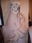 robe de mariée avec bustier - Occasion du Mariage