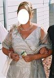 Robe de mariée LINEA RAFFAELLI pas cher avec jupon et bustier - Occasion du Mariage