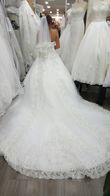 robe de mariée neuve avec tous les accessoires - Occasion du Mariage