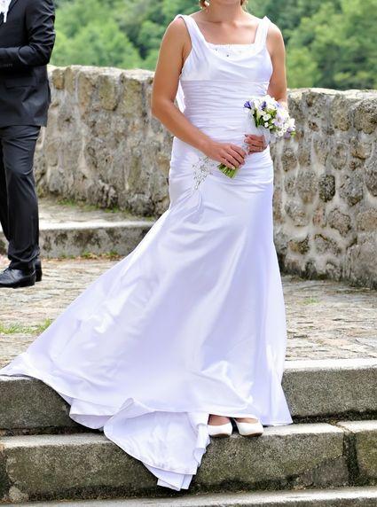 Robe de mariée inspiration Victoria Jane pas cher - Occasion du Mariage