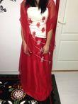 robe de soirée t36 - Occasion du Mariage