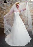 robe de mariée reglisse - Occasion du Mariage