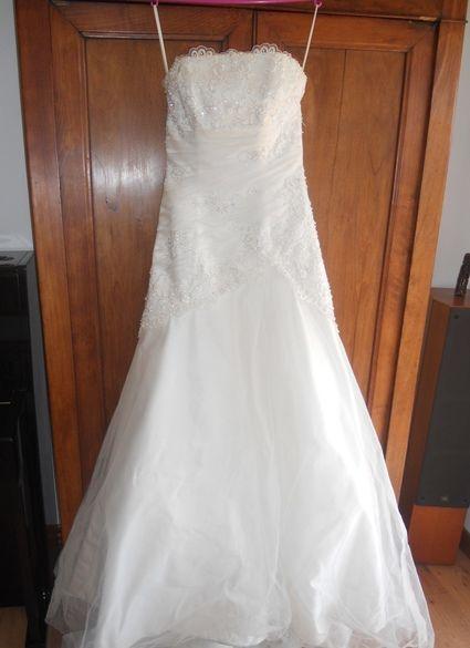 Robe de mari e pas cher rhone alpes id es et d for Petite occasion habille les mariages