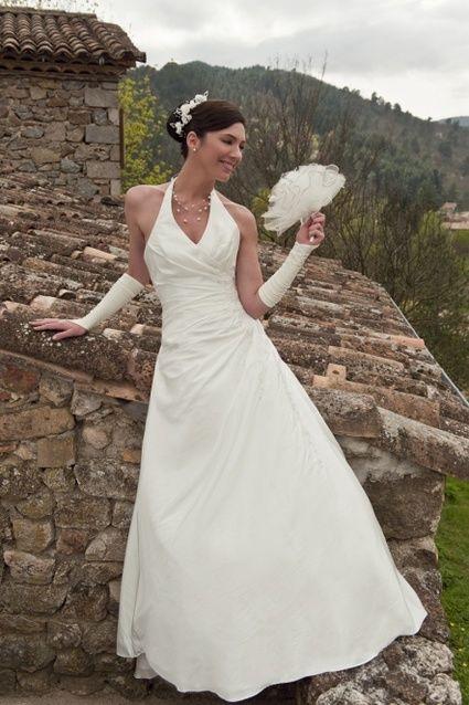 Robe de mariée Ciotat de Point Mariage pas cher 2012 - Occasion du Mariage