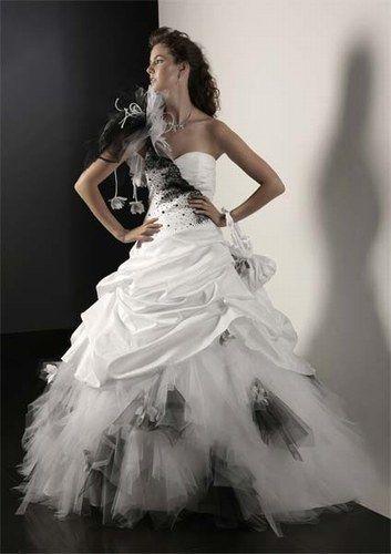 robe de mariée pas cher Elysa B 2012 - Occasion du Mariage