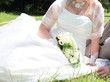 Robe de mariée blanche T42 - Occasion du Mariage