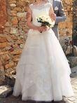 Robe de Mariée Cymbeline T 38 - Occasion du Mariage