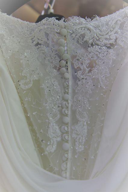 Robe de mariee Bohême - Rhin (Haut)