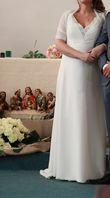 Robe de mariee Bohême - Occasion du Mariage