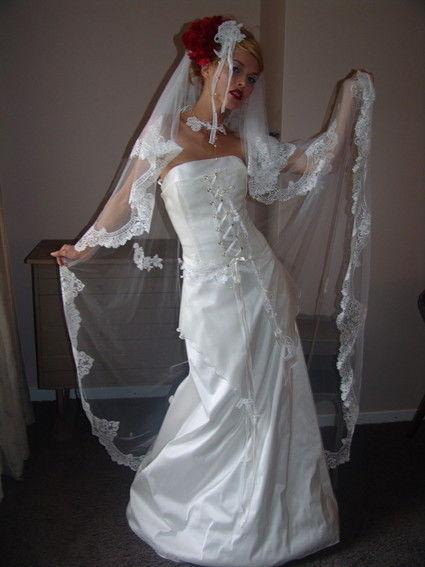 Robes de mariée pas cher Elsa Gary Neuves - Occasion du mariage