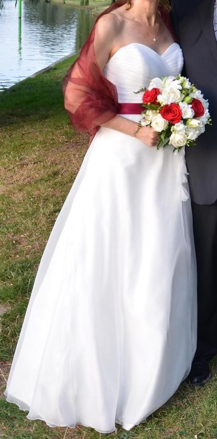 Robe de mariée d'occasion OREA SPOSA collection 2012 taille 40/42