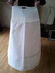Elégante robe de mariée d'occasion de Martine Mariage T42