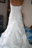 Robe de mariage d'occasion modèle Cézanne des Mariée de provence