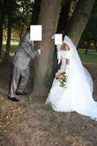 Robe de mariee Nasso de chez Point Mariage d'occasion