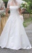 Robe de mariage d'occasion Les Mariées d'Elodie modèle CELESTE