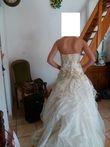 Robe de mariée pas cher Naïs marque Les Mariées de Provence 2012 - Occasion du Mariage