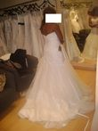 Robe de mariée de créateur neuve Complicité Paris