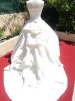 Robe de mariée d'occasion ivoire complicité taille 38/40