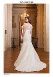 robe mariée fourreau - Occasion du Mariage